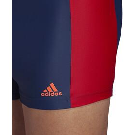 adidas Fit 3Second BX Boxers Men tech indigo/scarlet/app solar red
